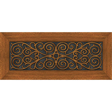 "Apache Mills Grand Estate Doormat - Various Designs - 20"" x 47"""