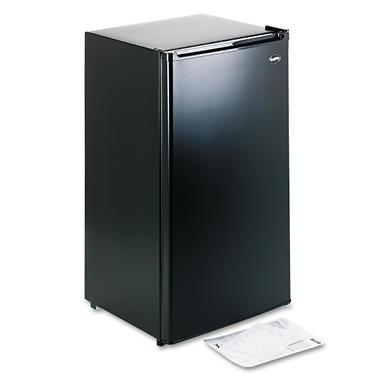 cu. ft. Sanyo? Counter Height Refrigerator - Black - Sams Club