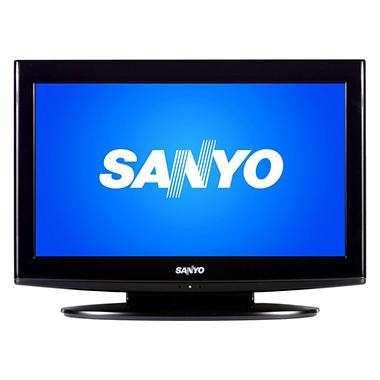 "26"" Sanyo LCD 720p HDTV"