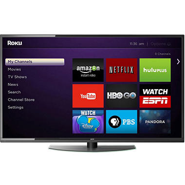 "Sanyo50""Class 1080p LED HDTV w/ Roku Streaming Stick -FVF5044"