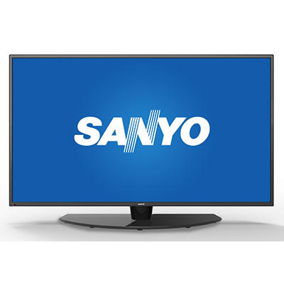 "40"" Sanyo LED 1080p 60Hz HDTV"
