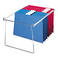 "Smead Steel Hanging Folder Frame for Drawers, Letter, 23-27"" Long, 2ct."