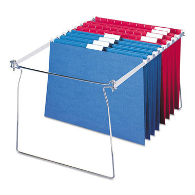 Smead - Steel Hanging Letter File Folder Drawer Frames-2pk