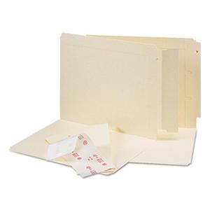 "Smead End Tab Converters for Folders, 3 1/4"" x 9 1/4"", Manila, 500ct."