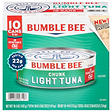Bumble Bee Chunk Light Tuna in Oil - 5 oz. - 10 ct.