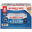 Bumble Bee Solid White Albacore in Water - 5 oz. - 8 pk.