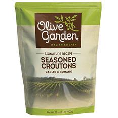Olive Garden Seasoned Croutons, Garlic & Romano (32 oz. bag)