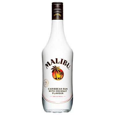 Malibu Caribbean Rum - 750ml