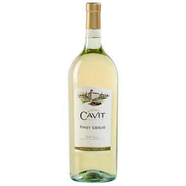 CAVIT PINOT GRIGIO ITALY 1.5 LITER
