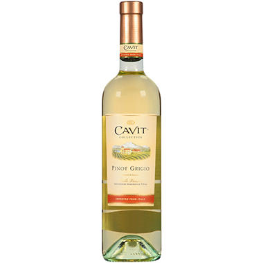 Cavit Collection Pinot Grigio - 750mL