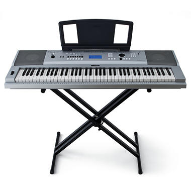 Yamaha Keyboard w/ 76 Graded Action Piano Keys - Sam's Club