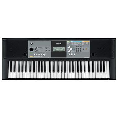 Yamaha PSRE233MS 61-Key Piano Style Keyboard