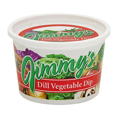 Jimmy's Dill Vegetable Dip - 32 oz.
