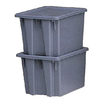 Rubbermaid� Palletote� Box -  2.6 cu. ft.