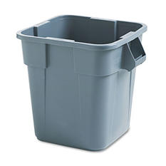 Rubbermaid Square Trash Can - 28 gal.