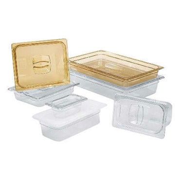Rubbermaid® Cold Food Pan Cover - 1/3 Size