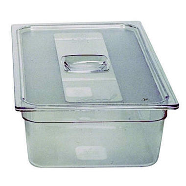 Rubbermaid� Cold Food Pan - 1/2 Size -  9.4 qt.