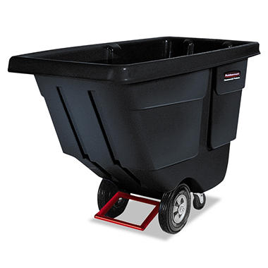 Rubbermaid Utility Duty Tilt Truck ? 1 cubic yard
