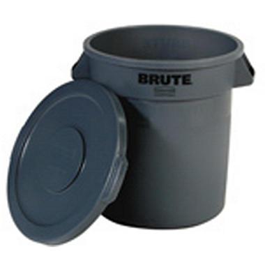 Rubbermaid Brute Trash Can - 32 gal.