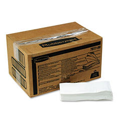 Rubbermaid Commercial - Sturdy Station 2 Baby Changing Table Liners -  320/Carton