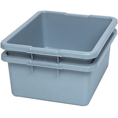 Rubbermaid� Bus Box - 2pk