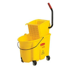 Rubbermaid WaveBrake Bucket Wringer - 26 Quart