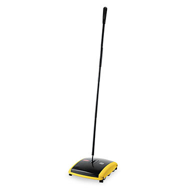 Rubbermaid Dual Action Floor and Carpet Sweeper