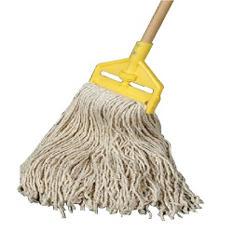 Cut Cotton Combo Mop