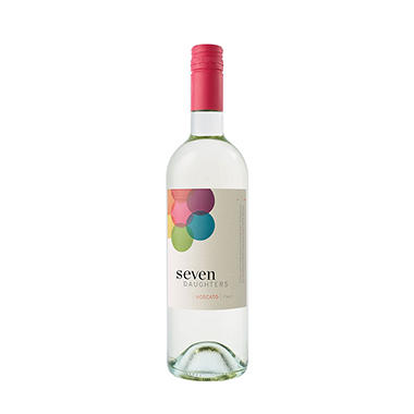 +SEVEN DAUGHTERS MOSCATO 750ML