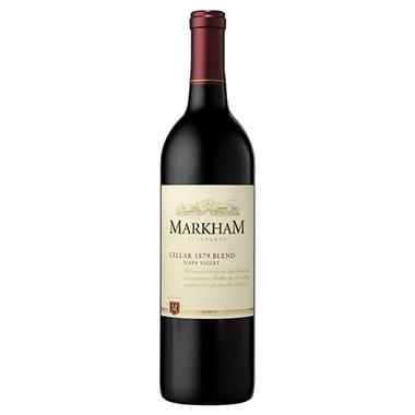 MARKHAM 1879 RED BLEND 750ML