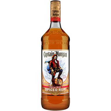 Captain Morgan Original Spiced Rum (1 L)