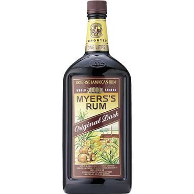 Myers Dark Jamaican Rum (1 L)