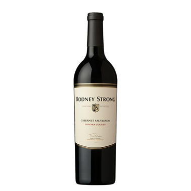 +RODNEY STRONG 750ML CAB SAUV SONOMA