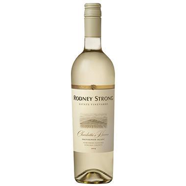 +RODNEY STRONG SAUV BLANC 750ML