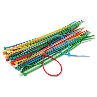 Innovera� Cable Ties - 50 Ties/pack