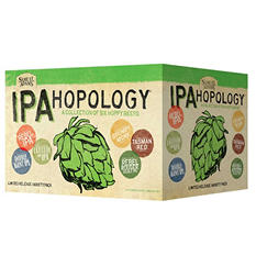 Samuel Adams IPA Hopology, Limited Release Variety Pack (12 oz. bottles, 24 pk.)