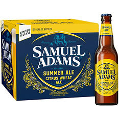 Samuel Adams Seasonal - 12 / 12 oz.