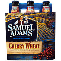 Samuel Adams Cherry Wheat Craft Beer (12 oz. bottle, 24 pk.)