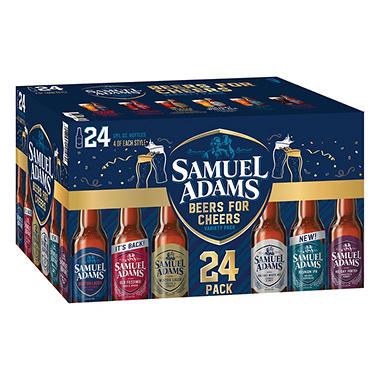 Samuel Adams® Winter Classics Variety Pack - 24/12 oz.