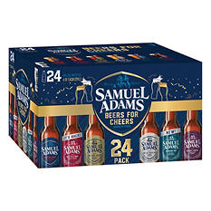 Samuel Adams Winter Classics Variety Pack - 24 / 12 oz.