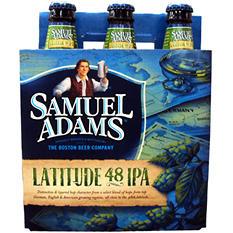 Samuel Adams Latitude - 12 oz. - 6 pk.