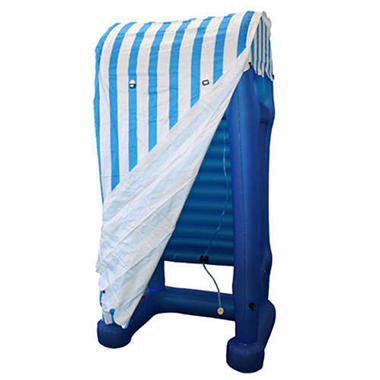 Inflatable Pool Shower/Cabana