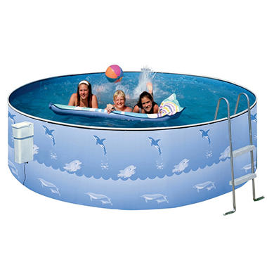 Aqua Fun Club 12' x 36