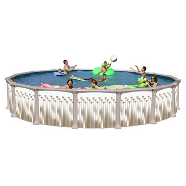 Novella Complete Above Ground Pool Package Sam 39 S Club