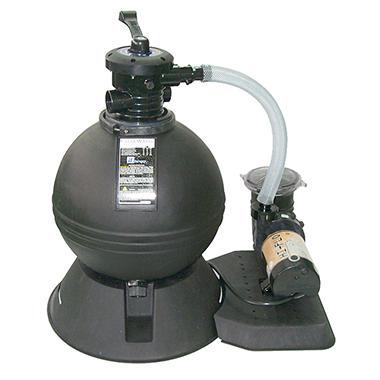 Sand Media Filtering Unit