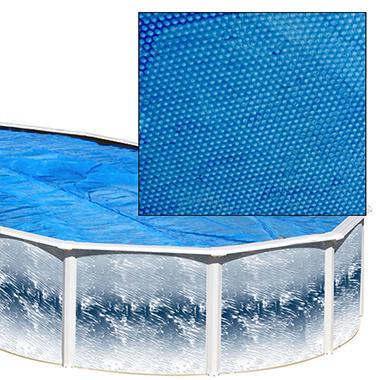 Round Solar Blanket