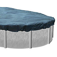 Round Winter Pool Cover