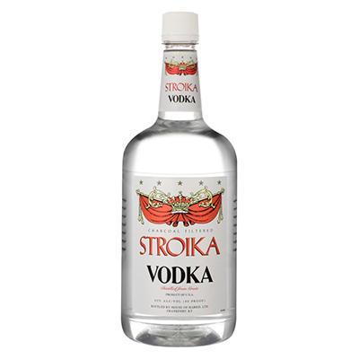 Stroika Vodka 1.75 Liter