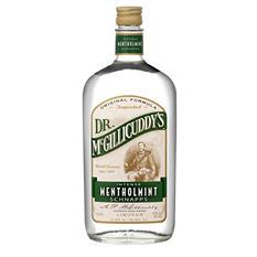 Dr. McGillicuddy's Mentholmint Schnapps - 1L