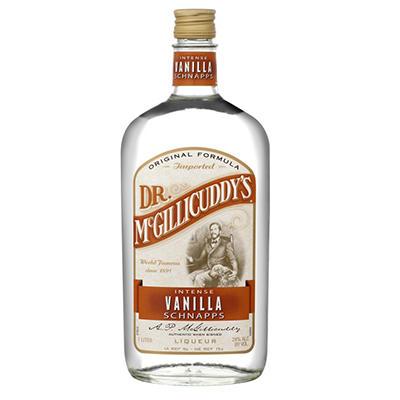 Dr. McGillicuddy's Vanilla Schnapps - 1L